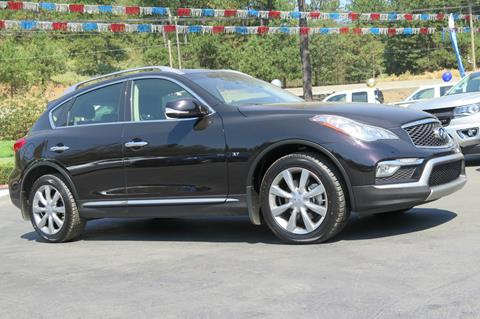 2016 Infiniti QX50 for sale in Colfax, CA