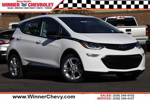 2018 Chevrolet Bolt EV for sale in Colfax, CA