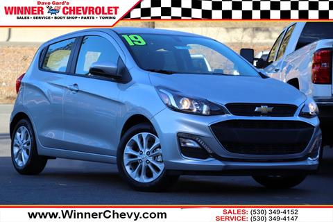 2019 Chevrolet Spark for sale in Colfax, CA