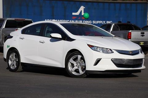 2016 Chevrolet Volt for sale in Colfax, CA