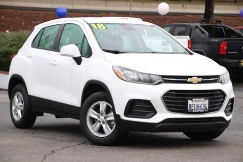 2018 Chevrolet Trax for sale in Colfax, CA