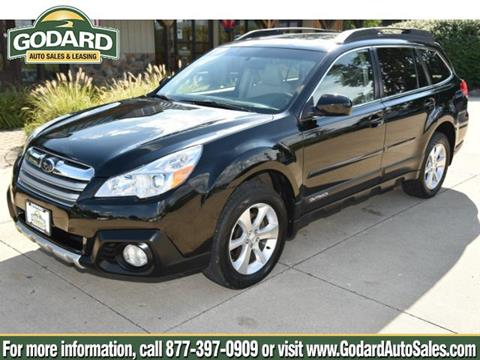 2013 Subaru Outback for sale in Medina, OH