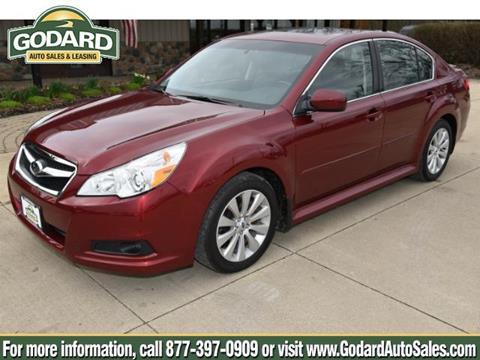 2012 Subaru Legacy for sale in Medina, OH