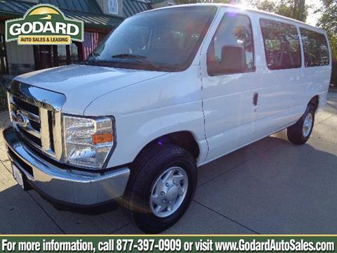 2014 Ford E-Series Wagon for sale in Medina, OH