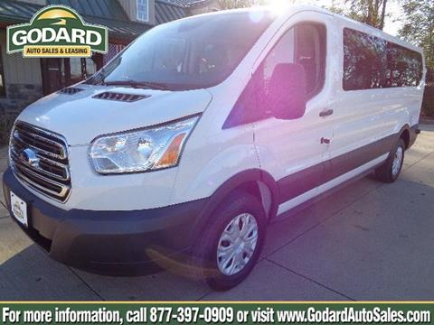 2015 Ford Transit Wagon for sale in Medina, OH
