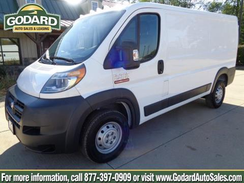 2017 RAM ProMaster Cargo for sale in Medina, OH