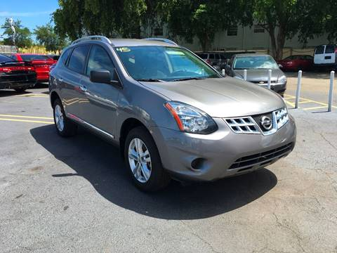 2015 Nissan Rogue Select for sale in Miami, FL