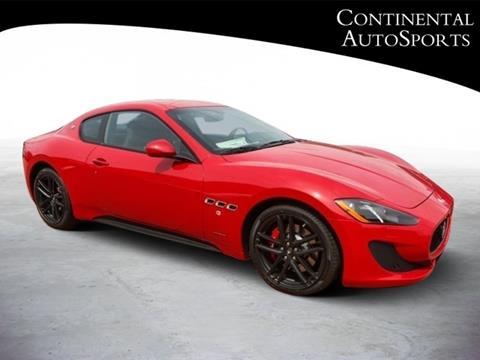 2017 Maserati GranTurismo for sale in Hinsdale, IL