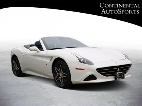 2016 Ferrari California T For Sale In Hinsdale, IL