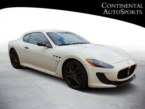 2012 Maserati GranTurismo for sale in Hinsdale, IL