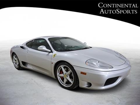 2000 Ferrari 360 Modena for sale in Hinsdale, IL