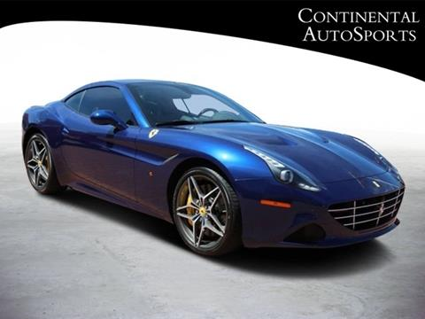 2015 Ferrari California T For Sale In Hinsdale, IL
