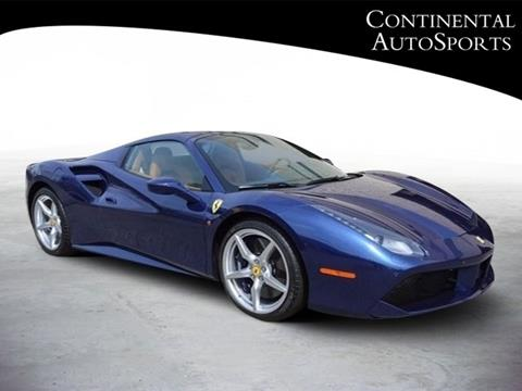2017 Ferrari 488 Spider For Sale In Hinsdale, IL