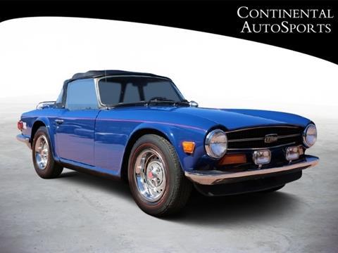 1973 Triumph TR6 for sale in Hinsdale, IL