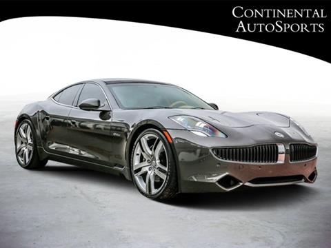 2012 Fisker Karma for sale in Hinsdale, IL