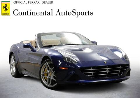 2015 Ferrari California T For Sale In Hinsdale Il