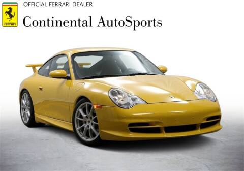 2004 Porsche 911 for sale at CONTINENTAL AUTO SPORTS in Hinsdale IL