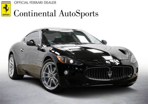 2008 Maserati GranTurismo for sale at CONTINENTAL AUTO SPORTS in Hinsdale IL