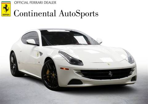 2016 Ferrari FF for sale at CONTINENTAL AUTO SPORTS in Hinsdale IL