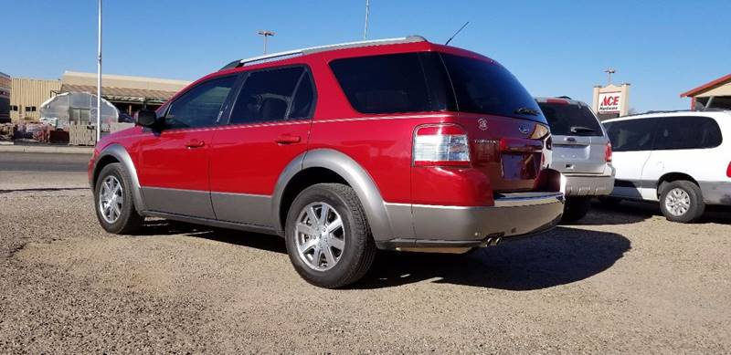 2009 Ford Taurus X for sale at QUALITY MOTOR COMPANY in Portales NM