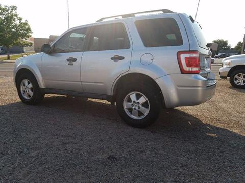 2010 Ford Escape for sale at QUALITY MOTOR COMPANY in Portales NM