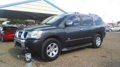 2005 Nissan Armada for sale at QUALITY MOTOR COMPANY in Portales NM