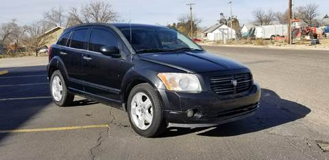 2008 Dodge Caliber for sale at QUALITY MOTOR COMPANY in Portales NM