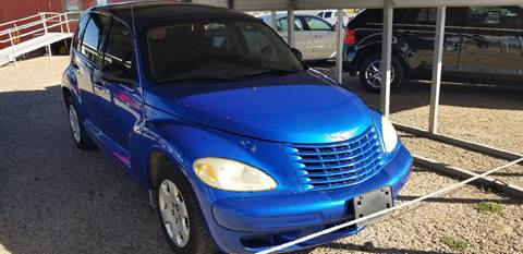 2005 Chrysler PT Cruiser for sale at QUALITY MOTOR COMPANY in Portales NM