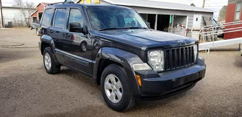 2010 Jeep Liberty for sale at QUALITY MOTOR COMPANY in Portales NM