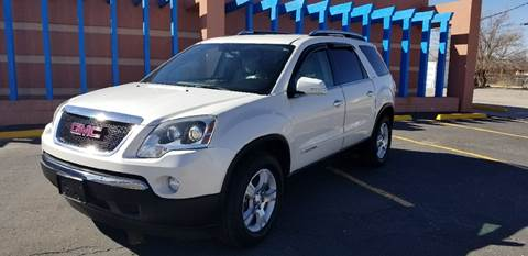 2008 GMC Acadia for sale at QUALITY MOTOR COMPANY in Portales NM