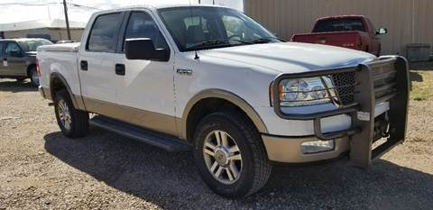 2005 Ford F-150 for sale at QUALITY MOTOR COMPANY in Portales NM