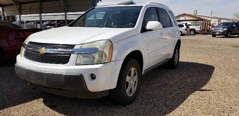 2006 Chevrolet Equinox for sale at QUALITY MOTOR COMPANY in Portales NM