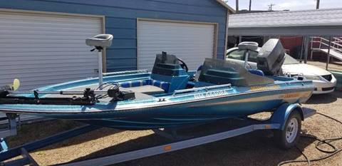 1991 TideCraft WILDFIRE  150 FISH AND SKI for sale in Portales, NM