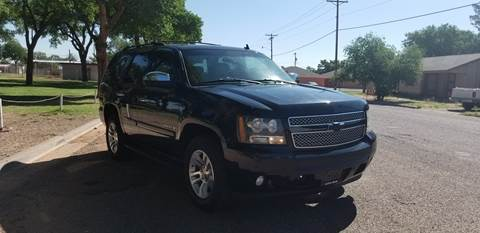 2007 Chevrolet Tahoe for sale at QUALITY MOTOR COMPANY in Portales NM