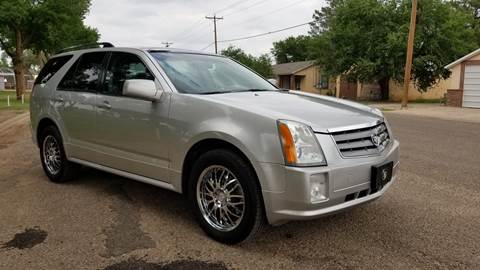 2005 Cadillac SRX for sale at QUALITY MOTOR COMPANY in Portales NM