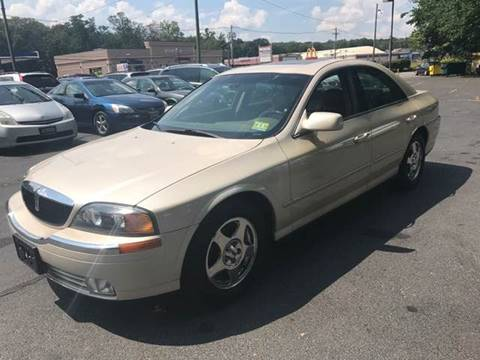 2000 Lincoln LS for sale in Butler, NJ