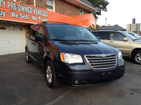2008 Chrysler Town and Country for sale in Butler, NJ