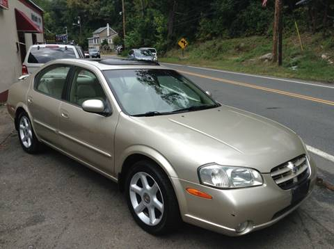 2000 Nissan Maxima for sale in Butler, NJ
