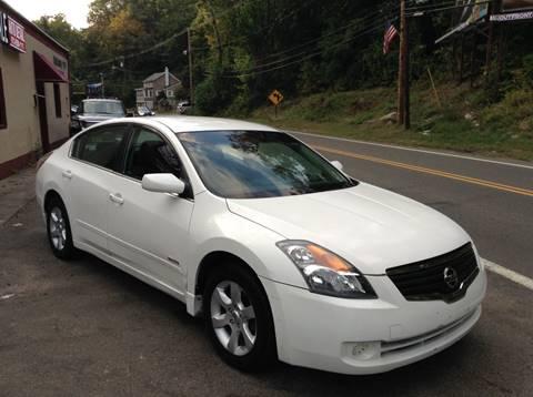 2009 Nissan Altima Hybrid for sale in Butler, NJ