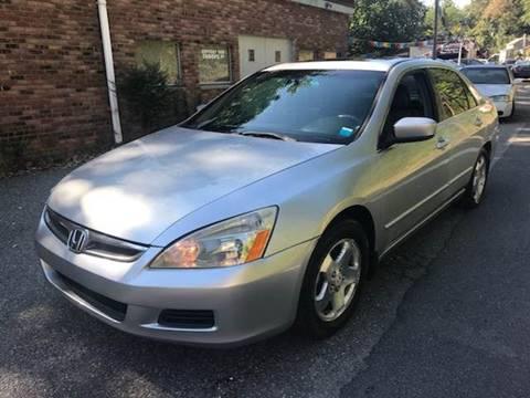 2006 Honda Accord for sale in Butler, NJ
