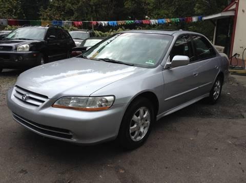 2002 Honda Accord for sale in Butler, NJ