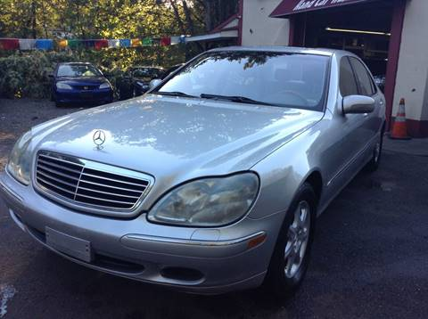 2001 Mercedes-Benz S-Class for sale in Butler, NJ