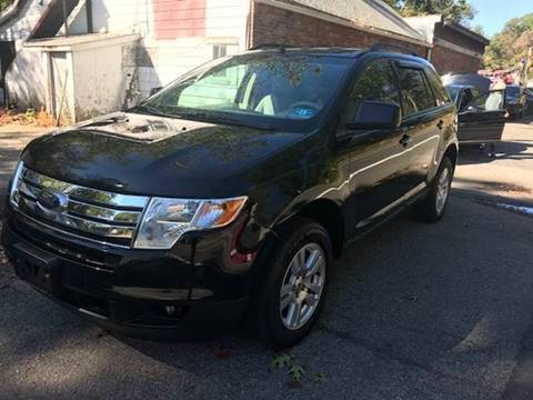 2007 Ford Edge for sale in Butler, NJ