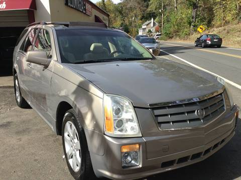 2007 Cadillac SRX for sale in Butler, NJ