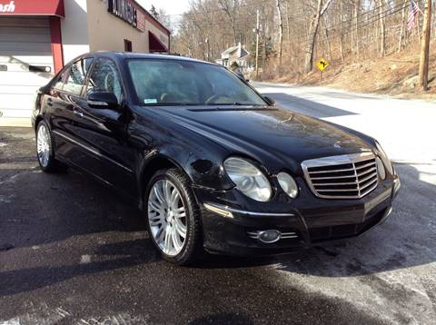 Used 2007 mercedes benz e class for sale in new jersey for Mercedes benz for sale in nj