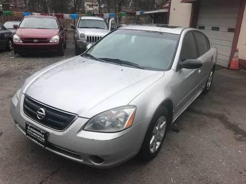 2003 Nissan Altima For Sale In Butler NJ