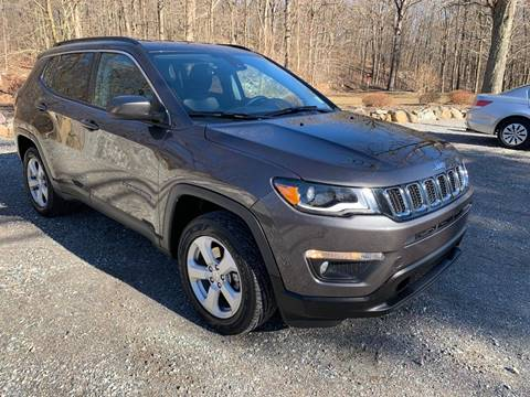 2018 Jeep Compass for sale in Butler, NJ
