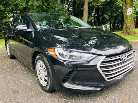 2017 Hyundai Elantra for sale in Butler, NJ