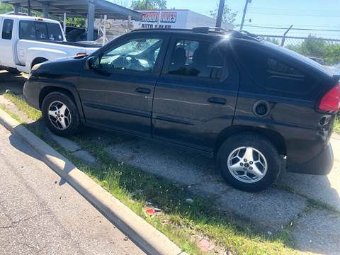 2002 Pontiac Aztek for sale in Detroit, MI