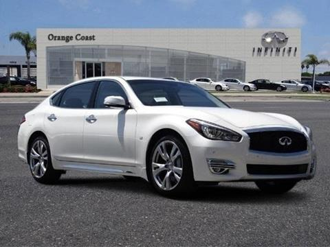 2017 Infiniti Q70L for sale in Westminster, CA